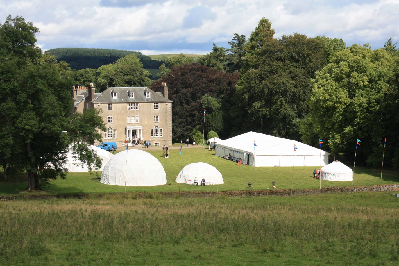 Scottish Borders Cultural Forum – May Gathering