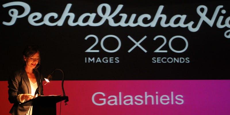PechaKucha Night Galashiels – VOL. 7 | Architecture & Design