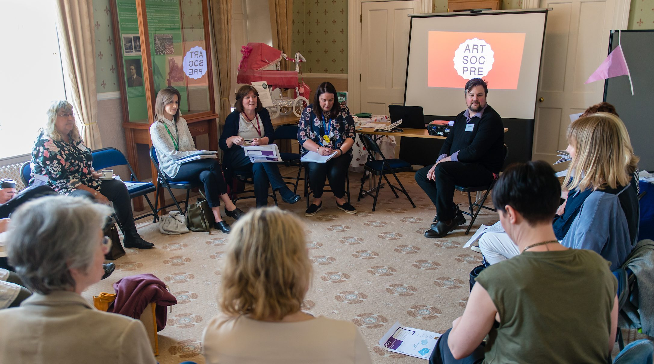 RISE   Arts and Wellbeing Network Meeting