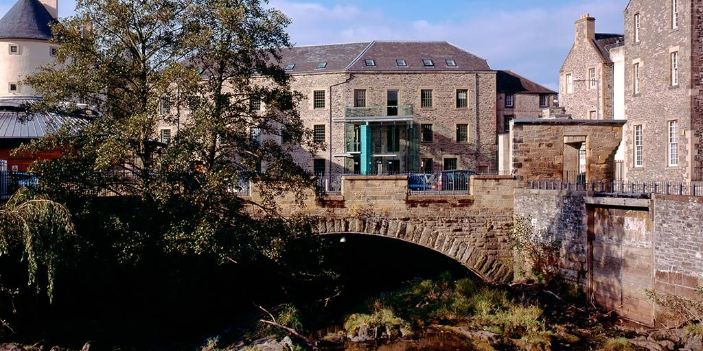Tower Mill, Hawick